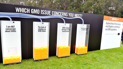 GMO labeling efforts fail in Colorado, Oregon, succeed in Maui