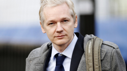 ​Assange's 'day in court' may come in Ecuador's London embassy