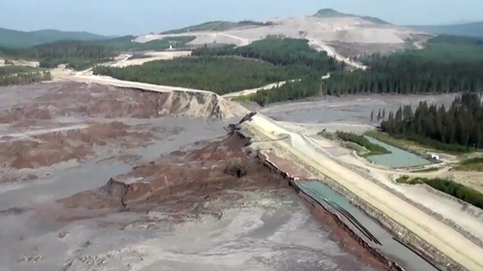 'Unbelievable devastation': Massive mining waste spill causes water ban in Canada