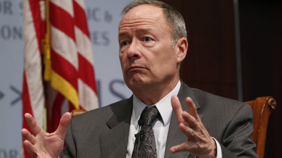 Ex-NSA chief invested heavily in tech firm tied to AT&T