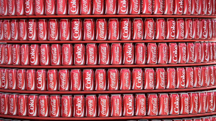 Coke pulls ads from 4 Russian TV channels, on 'purely economic' basis