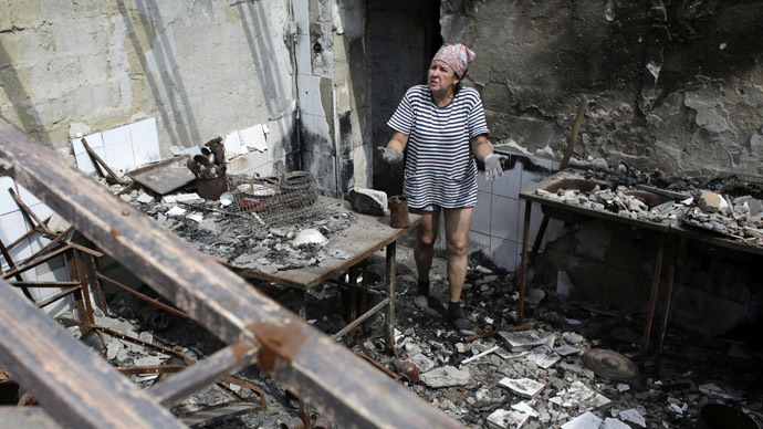 UN: Scared of the way military operations conducted in E. Ukraine