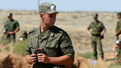 OSCE: No Russian violations on Ukrainian border