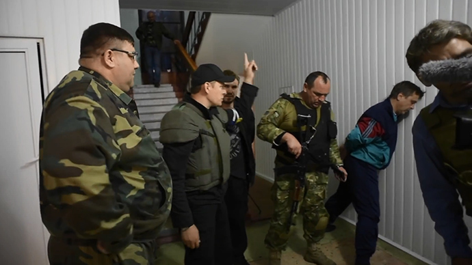 Abductions, lawlessness: Amnesty International slams pro-Kiev 'vigilantes'