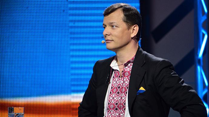 Oleg Lyashko (RIA Novosti / Evgeny Kotenko)