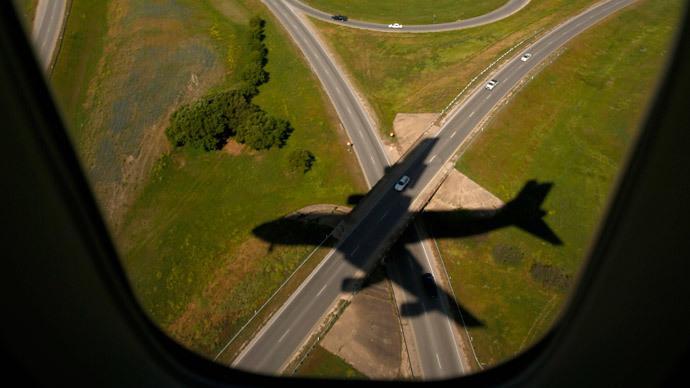 Russia halts Ukraine transit flights, considers US and EU restrictions
