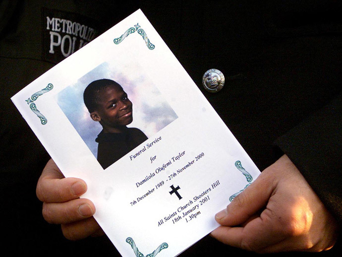 The Wikipedia page of Damilola Taylor, a ten-year-old schoolboy of Nigerian extraction who tragically lost his life in 2000, has been edited using an official government computer network. (Reuters)
