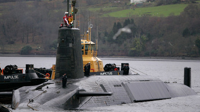 Trident homeless? Nuclear weapons 'could relocate' to Plymouth if Scotland leaves UK
