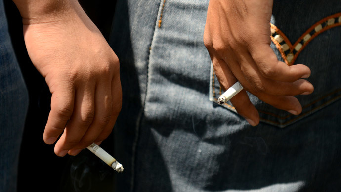 No smoking in my county: Manager wants to ban workers lighting up