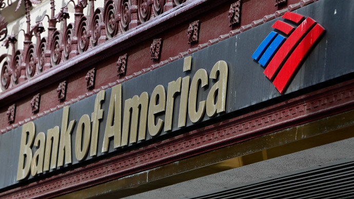 Bank of America to pay record fine of up to $17bn over mortgage mis-selling