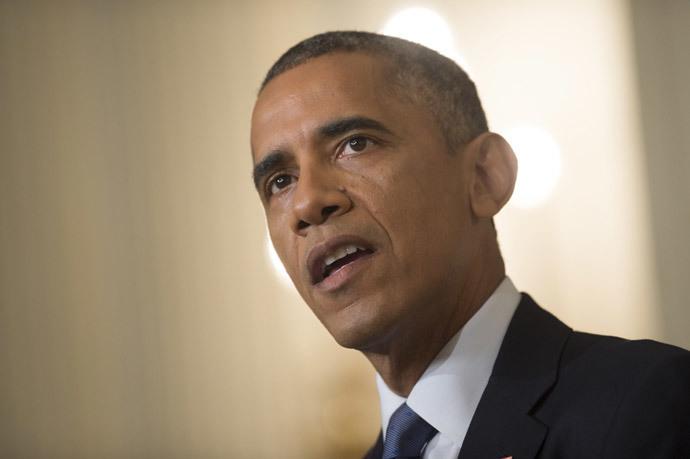 US President Barack Obama.(AFP Photo / Saul Loeb )