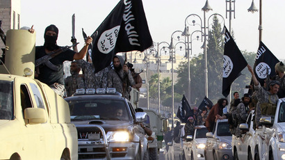 US allies cultivated Islamic State. Now IS plans to 'raise flag of Allah in White House'