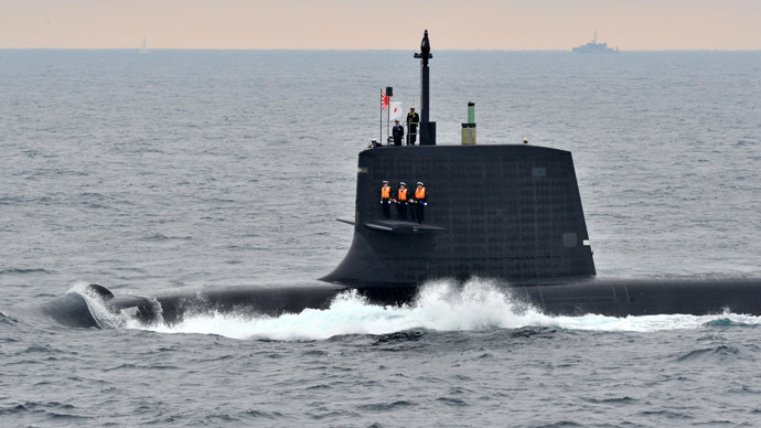 US & Japan to develop fuel-cell powered sub – report