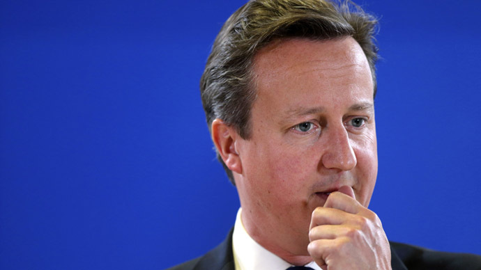 ​'I Like Tits Daily': The strange Twitter habits of David Cameron
