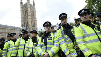 Facebooked! UK police post threats, racist comments and 'compromising' images on social media
