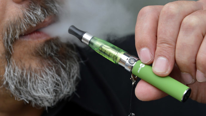 Man dies after e-cigarette explodes