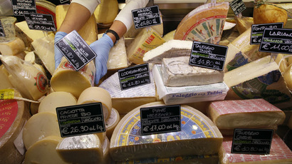 Sanctions, anyone? Russian monks pick up Italian cheese-making trade