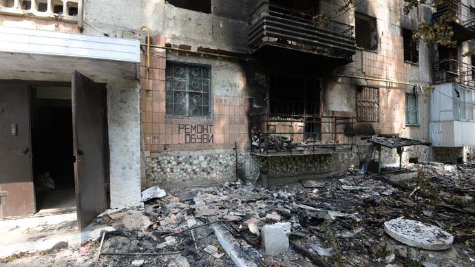 Over 10,000 killed in Kiev's punitive op - Ukrainian MPs