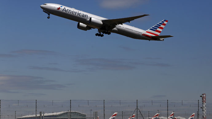 US airlines banned from flying over Iraq