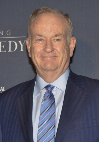 Bill O'Reilly (Kris Connor / Getty Images / AFP)