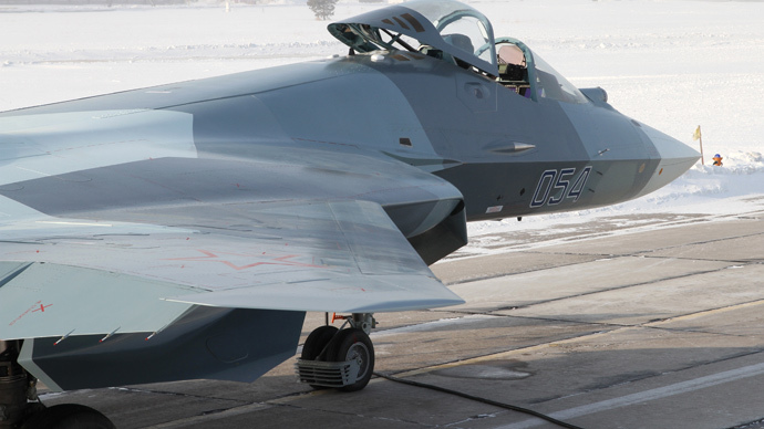 Russia to deploy fifth-gen fighters, S-500 missiles in 2016