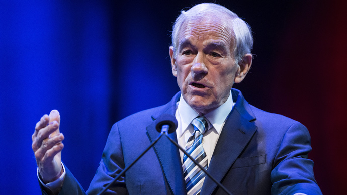 Ron Paul: US 'likely hiding truth' on downed Malaysian Flight MH17