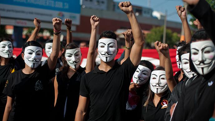 Anonymous launches #OpFerguson after cop kills unarmed Missouri teen