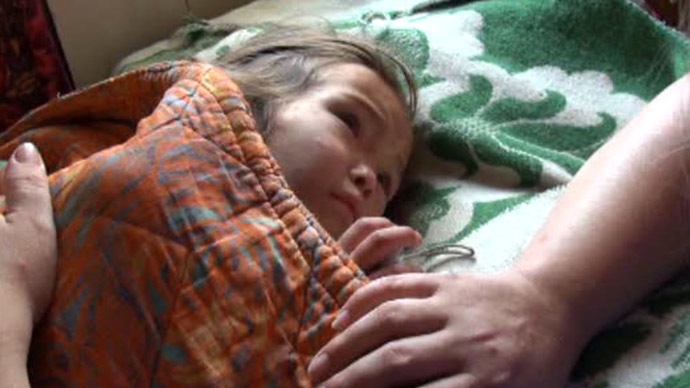Puppy helps find 4yo girl lost in Siberia for almost 2 weeks
