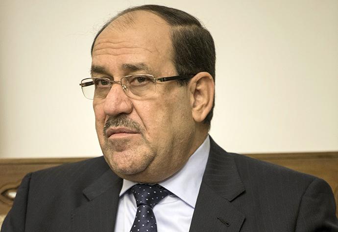 Nuri al-Maliki (AFP Photo / Brendan Smialowski)
