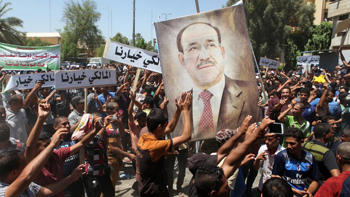 US warns Maliki against 'stirring trouble' after new Iraqi PM announcement