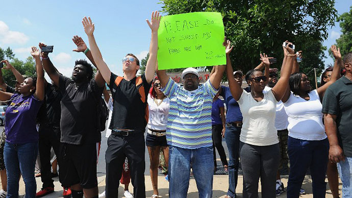 #IfTheyGunnedMeDown: Social media calls out MSM for portrayal of Mike Brown
