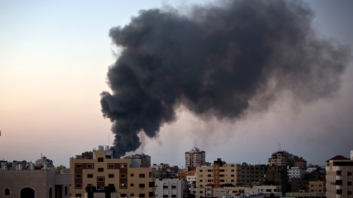 Gaza truce fail: Israeli airstrikes kill 5yo child, Hamas barrages Tel Aviv