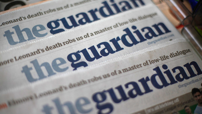 Guardian accused of pro-Israel bias over anti-Hamas 'child sacrifice' ad