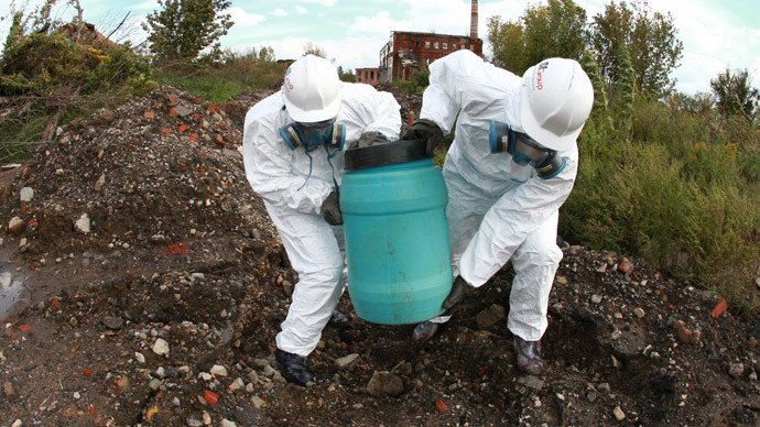 3 countries at risk if Kiev shelling leads to Gorlovka chemical leaks – experts
