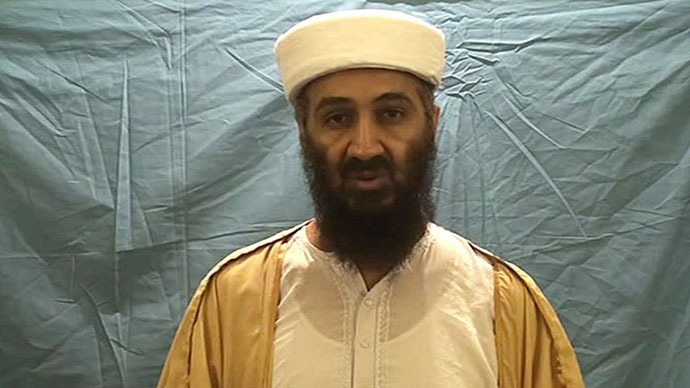 This still image from video released May 7, 2011 by the US Department of Defense(DoD) shows Al-Qaeda mastermind Osama bin Laden. (AFP Photo)
