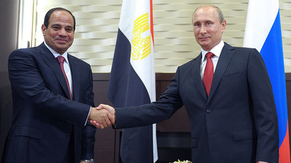 Egypt becomes biggest market for Russian goods