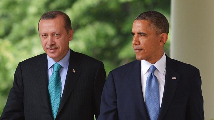 Obama calls Turkey's next president Erdogan for first time in months