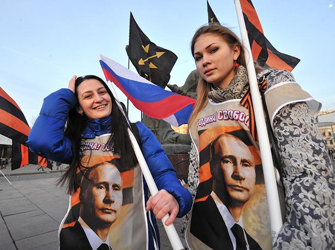 Reuters / Sergey Kuznecov
