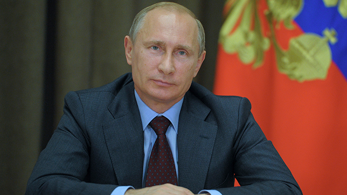 Putin's electoral rating doubles in 2014