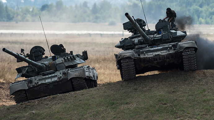 ​Western sanctions 'didn't hurt Russian arms trade'