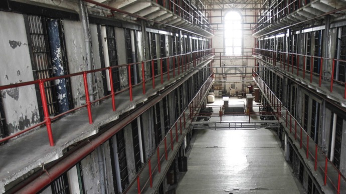 Troubling research published on Wednesday by Britain's independent prison watchdog concluded risk assessments and official oversight arrangements with respect to suicides are inadequate in many UK prisons. (Reuters/Sarah Conard)
