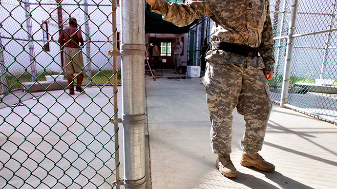 UK security firm snatches up £70 million contract to supply Gitmo