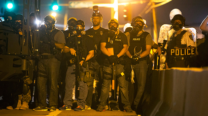 Press freedom? Police target media, arrest and teargas reporters at Ferguson protests
