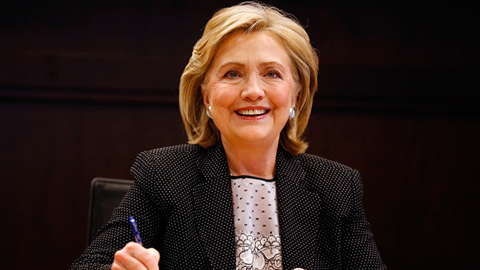 Hillary Clinton is a war hawk - Sen. Rand Paul