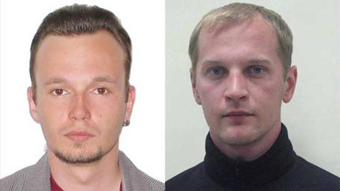 Andrey Sushenkov, Anton Malyshev (Photo from tvzvezda.ru)