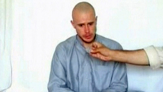 Bergdahl platoon mates plan book, movie about his 'premeditated' desertion