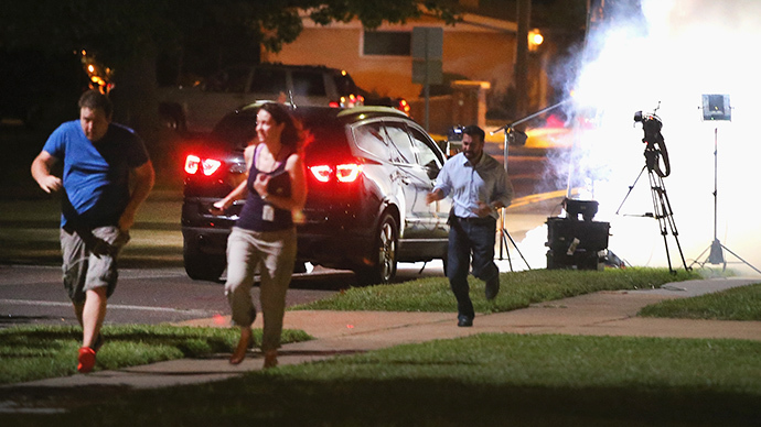 Officer Darren Wilson identified as shooter in Ferguson teen killing