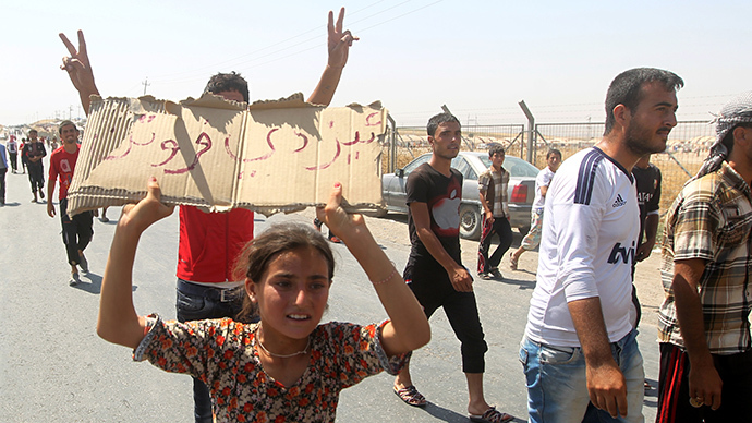 'Corpses all over the place': Baghdad blamed for inaction as Yazidis retake villages from ISIS