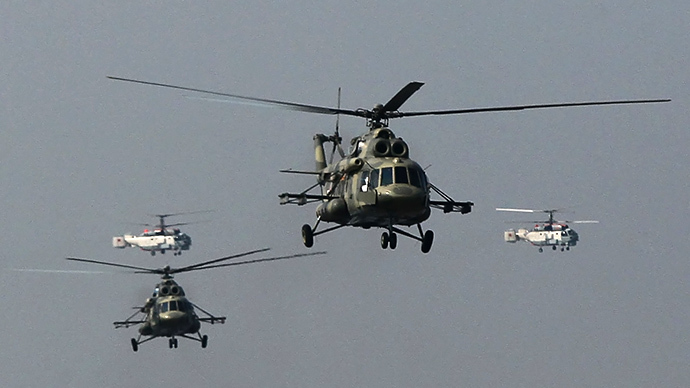 Pentagon 'defies Congress to buy Russian helicopters for Afghanistan'