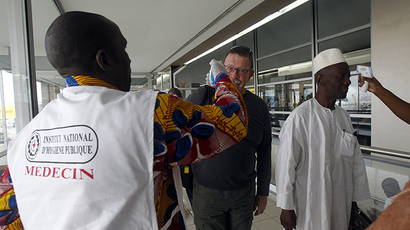 Experimental drug success: US Ebola doctor discharged after recovery